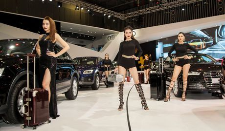 Toan canh dan xe va cac dai su Audi tai VIMS 2016 - Anh 10