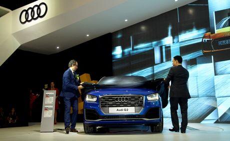 Toan canh dan xe va cac dai su Audi tai VIMS 2016 - Anh 14