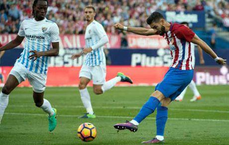 Atletico Madrid – Malaga: Kich tinh 6 ban thang - Anh 1
