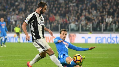 """Juventus – Napoli: """"Nhat kiem"""" tu co nhan - Anh 1"""