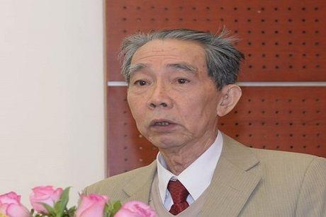 Nguyen pho chu tich Quoc hoi khoa XI Truong Quang Duoc tu tran - Anh 1