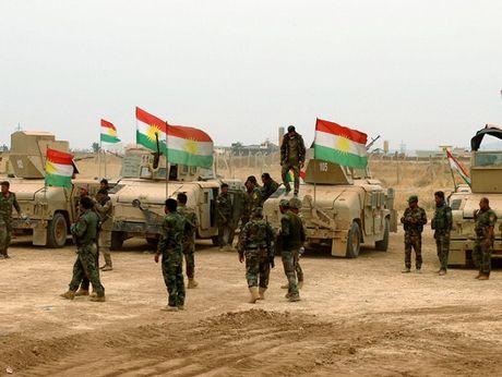 Nguoi Kurd doi doc lap tai Iraq sau khi chien thang IS o Mosul? - Anh 1