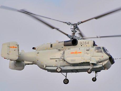 Bao Anh: Truc thang dac biet Ka-35 cua Nga da xuat hien tai Syria - Anh 1