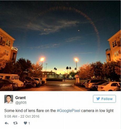 Camera tren bo doi Google Pixel dinh loi flare - Anh 3