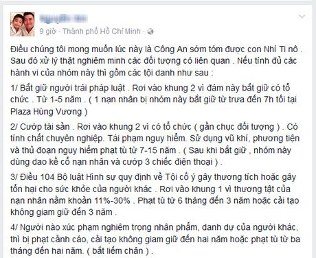Dang clip thanh minh cho Nhi Tino, 9X Khanh Hoa bi 'nem da' toi ta - Anh 6