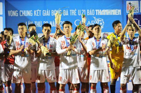 U.21 HAGL 0-0 U.21 Sanna Khanh Hoa (7-8): Cu soc tren cham phat den - Anh 6