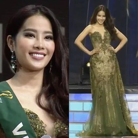 Nam Em gap su co phien dich, dung chan o Top 8 Hoa hau Trai dat - Anh 4