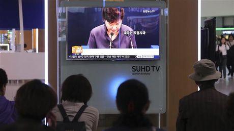 Be boi tu Choi Soon-sil, Tong thong Park Geun-hye 'dieu dung' - Anh 1