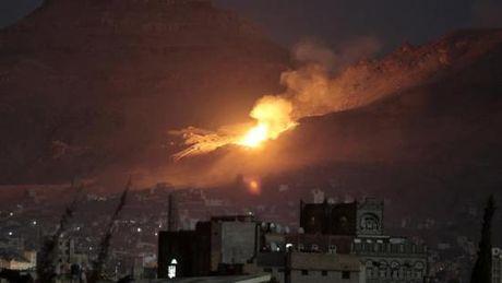 Lien quan A Rap Saudi doi mua bom xuong Yemen, nhieu nguoi chet - Anh 1