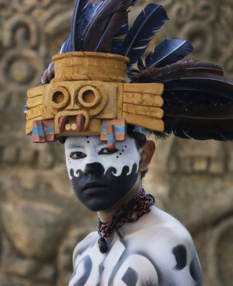 Mexico thu hut du khach bang Le hoi Nguoi chet - Anh 3