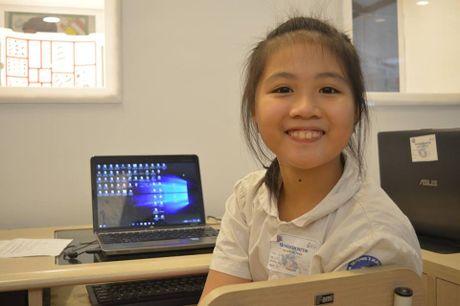 25 hoc sinh Ha Noi se du thi lap trinh quoc te WeCode 2016 tai Indonesia - Anh 10
