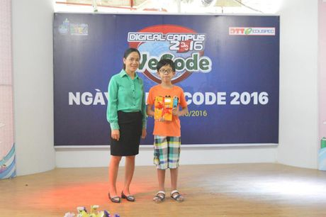 25 hoc sinh Ha Noi se du thi lap trinh quoc te WeCode 2016 tai Indonesia - Anh 11
