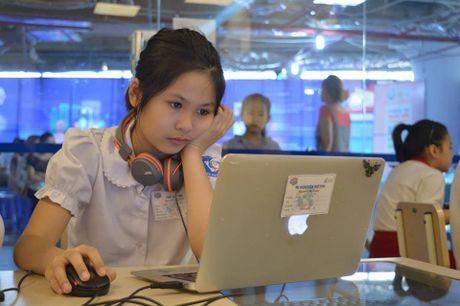 25 hoc sinh Ha Noi se du thi lap trinh quoc te WeCode 2016 tai Indonesia - Anh 2