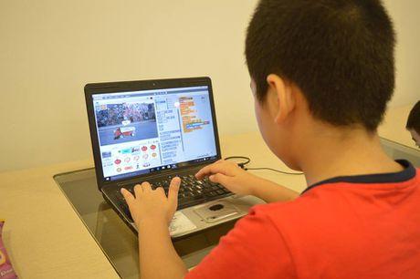 25 hoc sinh Ha Noi se du thi lap trinh quoc te WeCode 2016 tai Indonesia - Anh 6