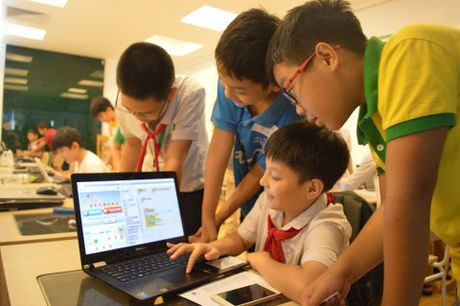 25 hoc sinh Ha Noi se du thi lap trinh quoc te WeCode 2016 tai Indonesia - Anh 7