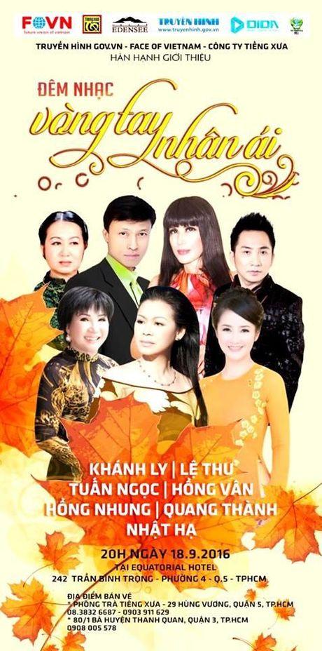 Quang Thanh: Nguoi nghe si da nang va cai tam danh cho cong dong xa hoi - Anh 5