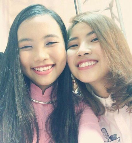 Bat ngo voi chi gai ruot cua be Phuong My Chi - Anh 3