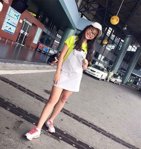 Bat ngo voi chi gai ruot cua be Phuong My Chi - Anh 5