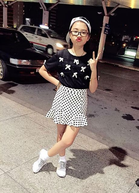 Bat ngo voi chi gai ruot cua be Phuong My Chi - Anh 7