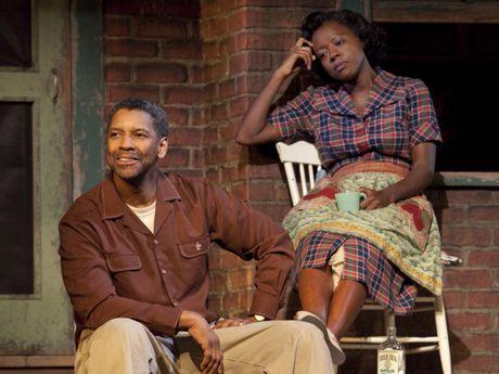 Cuoc dua tranh Oscar 2017 danh cho nu phu tro nen gay can nho… Viola Davis - Anh 1