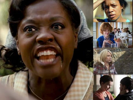 Cuoc dua tranh Oscar 2017 danh cho nu phu tro nen gay can nho… Viola Davis - Anh 2