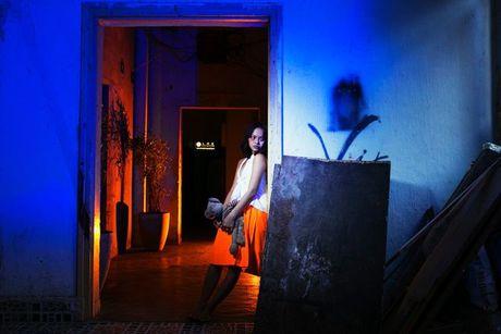 Mai Ngo: 'Chi mat moc, khong chan may thi hoa trang Halloween da thanh cong' - Anh 5