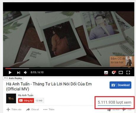 5 ca khuc duoc fan Viet nghe lien tuc thoi gian qua day roi! - Anh 2