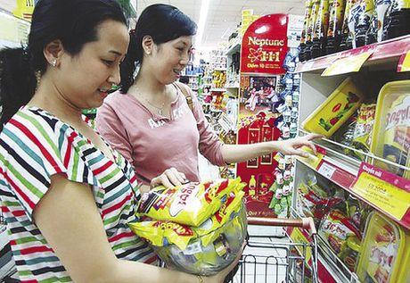 46% nguoi tieu dung chuong mua sam tren 'ngan hang di dong' - Anh 1