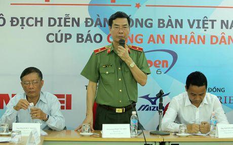 Ha Noi Open 2016 mo them san choi lon cho cac tay vot nhi dong - Anh 1