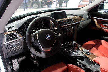 BMW 3-Series GT 2017 ra mat khach hang Viet co gia ban hon 2,2 ty dong - Anh 14