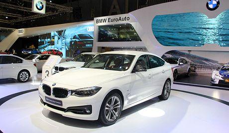 BMW 3-Series GT 2017 ra mat khach hang Viet co gia ban hon 2,2 ty dong - Anh 1