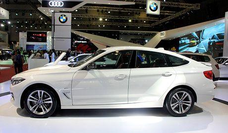 BMW 3-Series GT 2017 ra mat khach hang Viet co gia ban hon 2,2 ty dong - Anh 2