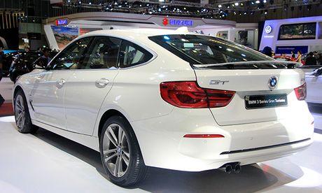 BMW 3-Series GT 2017 ra mat khach hang Viet co gia ban hon 2,2 ty dong - Anh 3