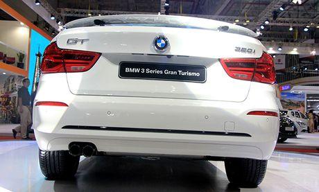 BMW 3-Series GT 2017 ra mat khach hang Viet co gia ban hon 2,2 ty dong - Anh 4