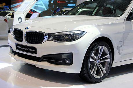 BMW 3-Series GT 2017 ra mat khach hang Viet co gia ban hon 2,2 ty dong - Anh 6