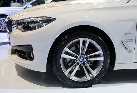 BMW 3-Series GT 2017 ra mat khach hang Viet co gia ban hon 2,2 ty dong - Anh 9