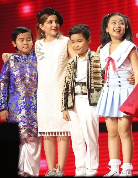 Nhat Minh gianh quan quan The Voice Kids 2016 - Anh 1