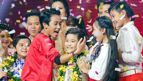Nhat Minh gianh quan quan The Voice Kids 2016 - Anh 6