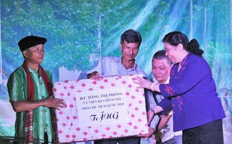 Pho Chu tich QH Tong Thi Phong tham va lam viec tai Nghe An - Anh 2