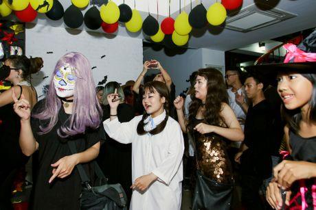 Sinh vien Ha Noi hoa than thanh ma quy choi Halloween - Anh 13