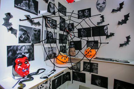 Sinh vien Ha Noi hoa than thanh ma quy choi Halloween - Anh 2