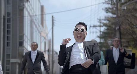 'Gentleman' cua Psy vuot mot ty luot xem - Anh 1