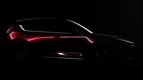 Mazda CX-5 2017 sap xuat hien - Anh 1
