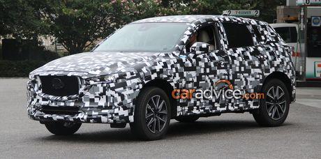 Mazda CX-5 2017 sap xuat hien - Anh 2