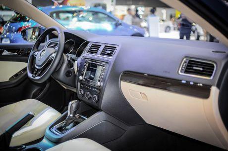 Volkswagen Jetta - doi thu moi cua Corolla Altis tai VN - Anh 12