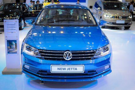 Volkswagen Jetta - doi thu moi cua Corolla Altis tai VN - Anh 1