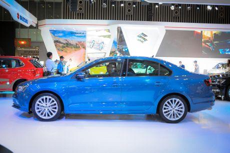 Volkswagen Jetta - doi thu moi cua Corolla Altis tai VN - Anh 2