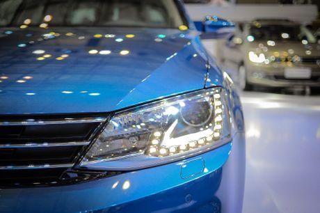 Volkswagen Jetta - doi thu moi cua Corolla Altis tai VN - Anh 3