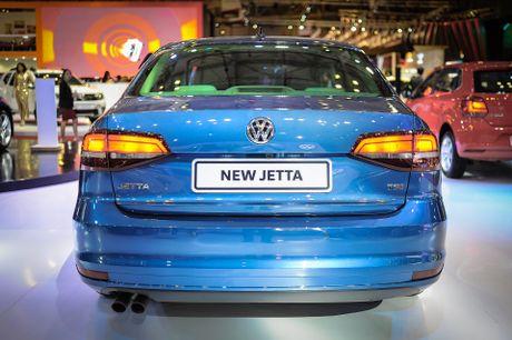 Volkswagen Jetta - doi thu moi cua Corolla Altis tai VN - Anh 6