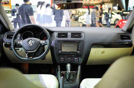 Volkswagen Jetta - doi thu moi cua Corolla Altis tai VN - Anh 7